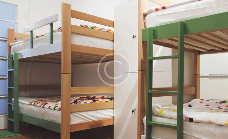 12-16 Bed Mixed Dorm